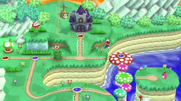 Mario map