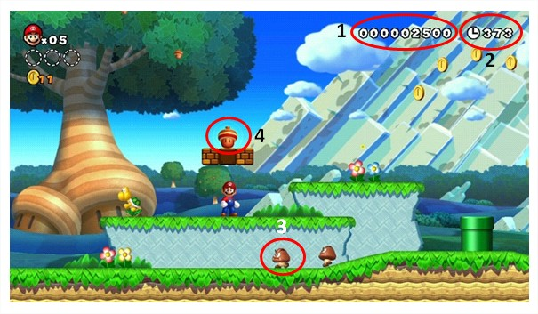 Super Mario Work